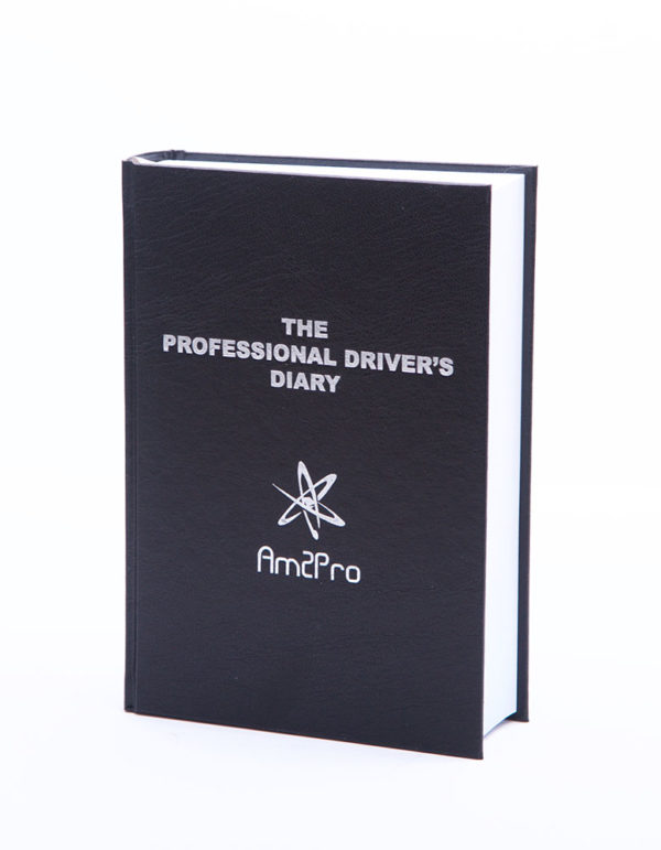 The Professional Driver's Diary